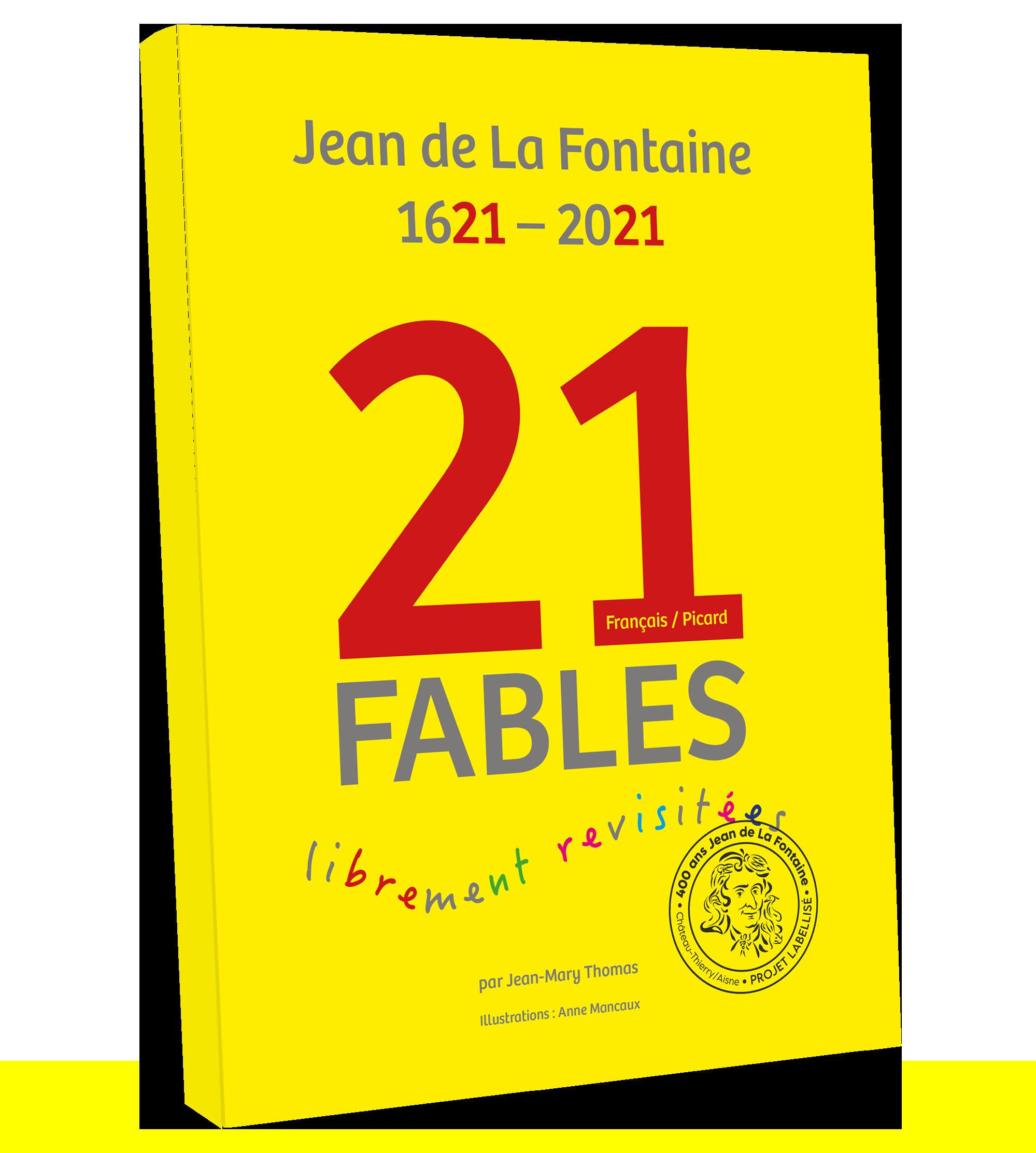 21 Fables De La Fontaine